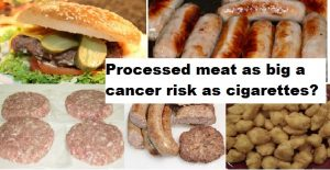 processed meat lead to cancer