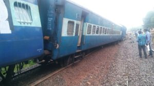 angamali train accident
